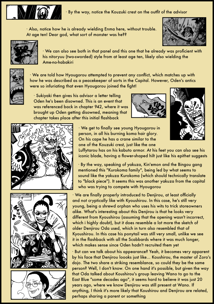 One Piece Chapter 960 4