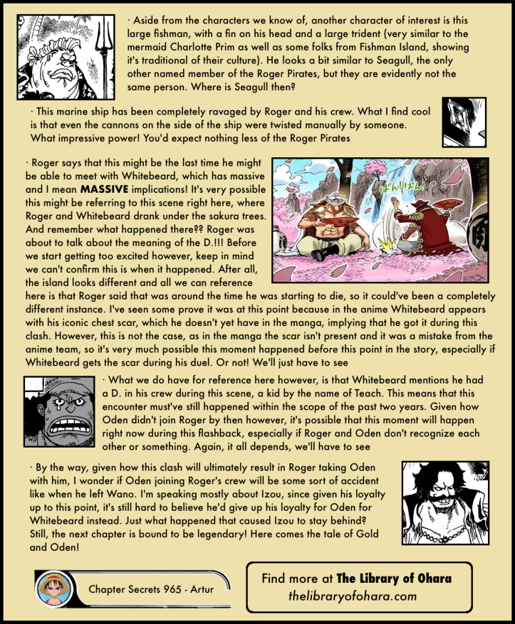 One Piece Chapter 965 10