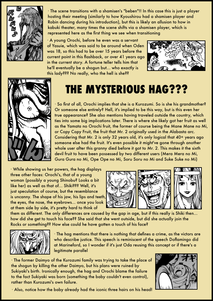 One Piece Chapter 965 4