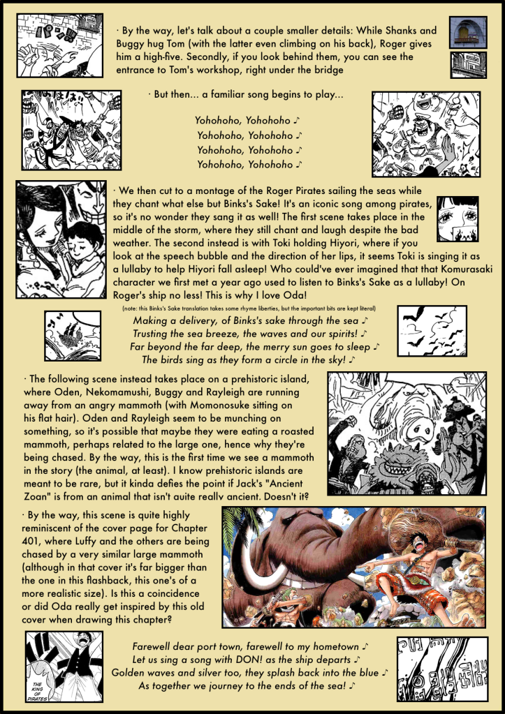 One Piece Chapter 967 4