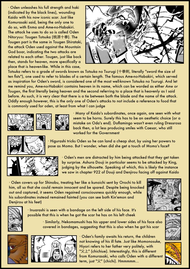 One Piece Chapter 970 5