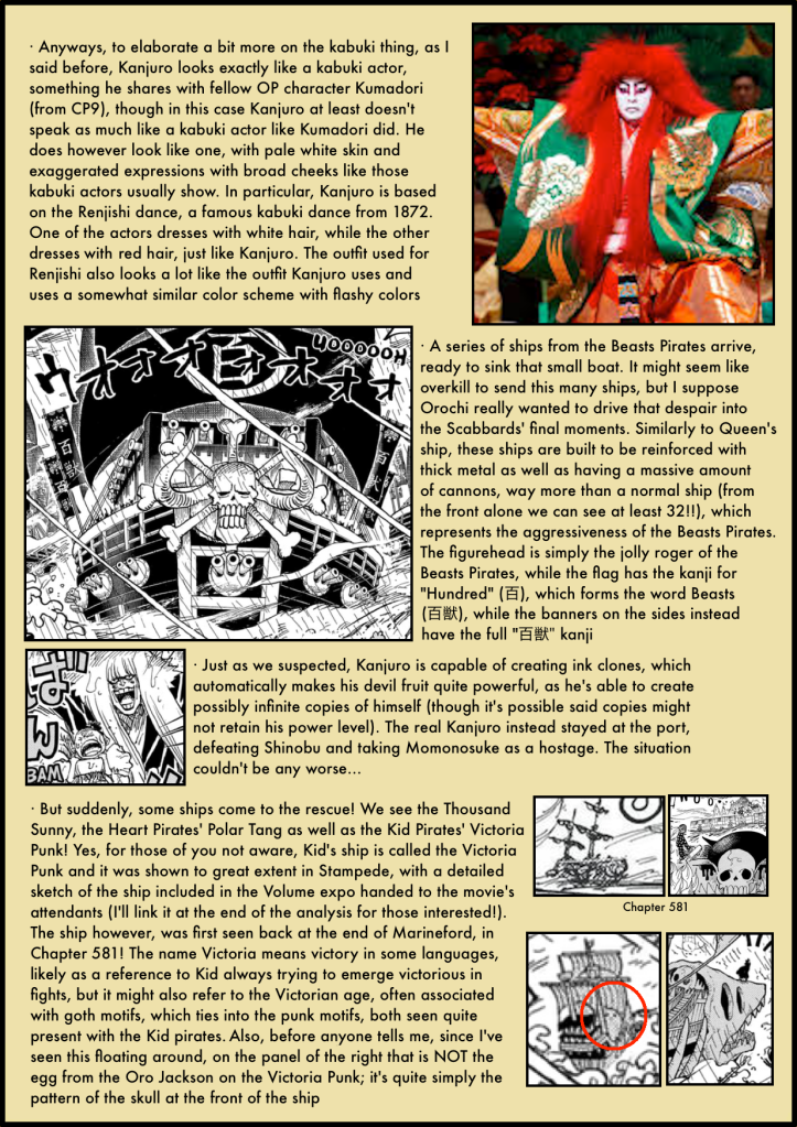 One Piece Chapter 974 analysis 5