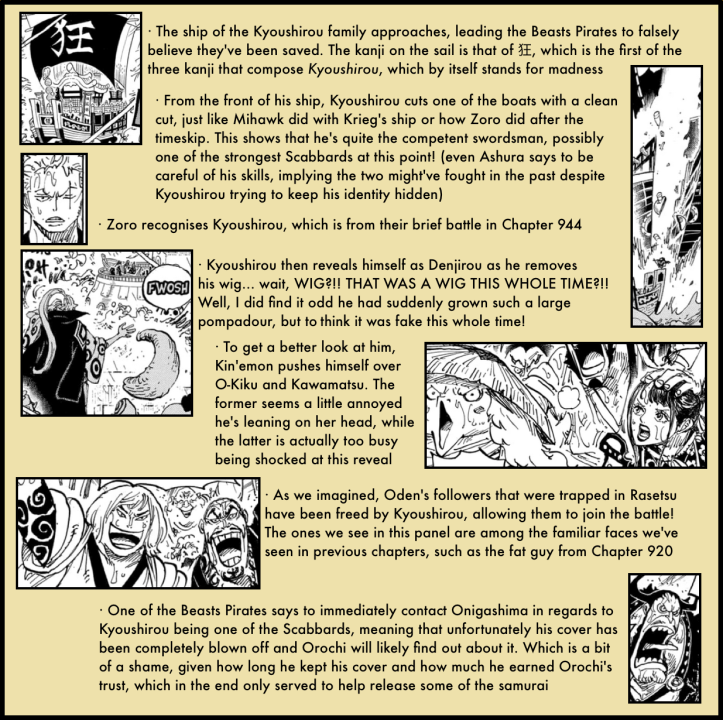 One Piece Chapter 975 analysis 5