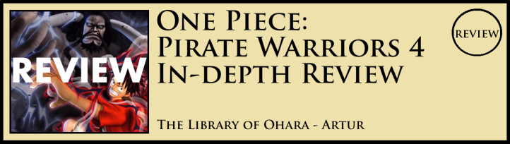 Pirate Warriors 4 Review Library of Ohara