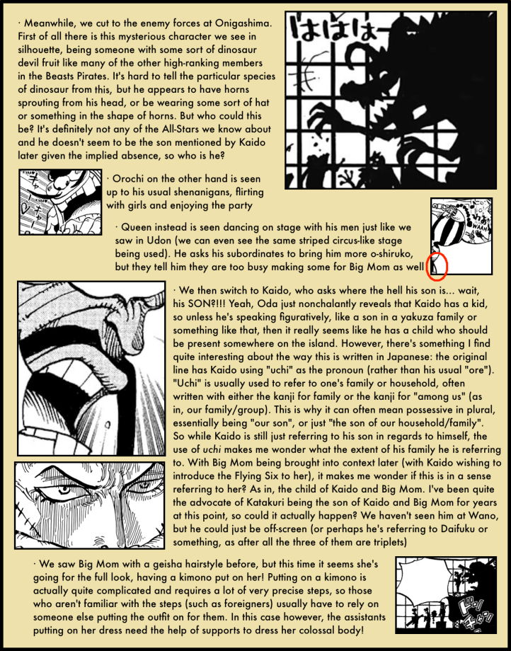 One Piece Chapter 977 analysis 4