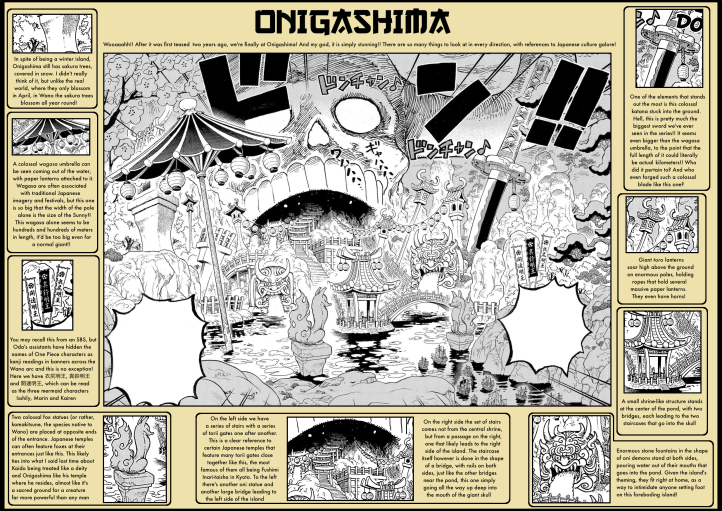 One Piece Chapter 978 analysis 3-4