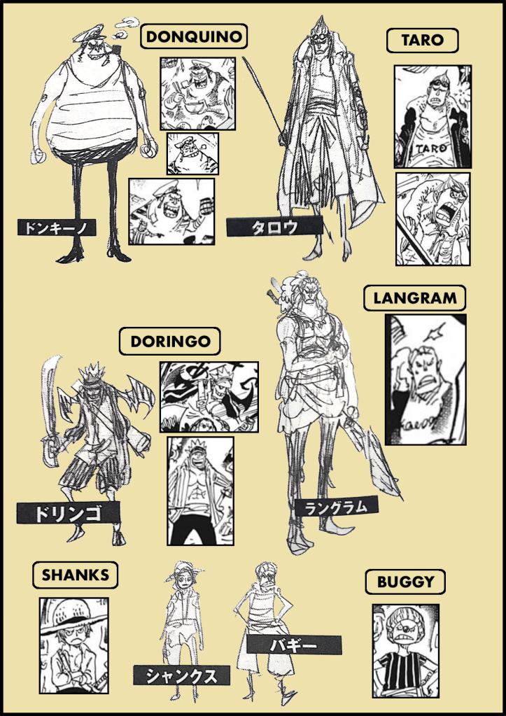 One Piece Volume 96 SBS 8