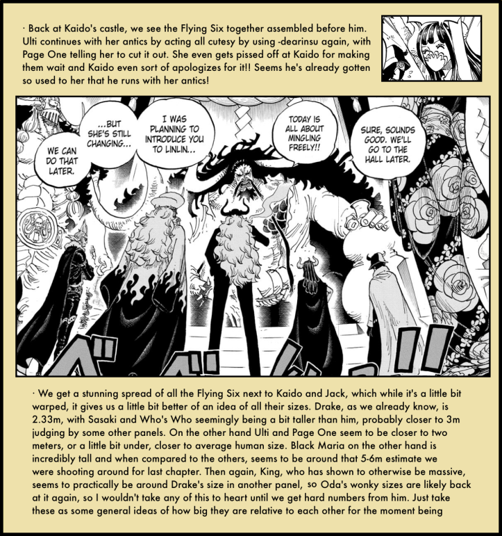One Piece Chapter 979 analysis 4