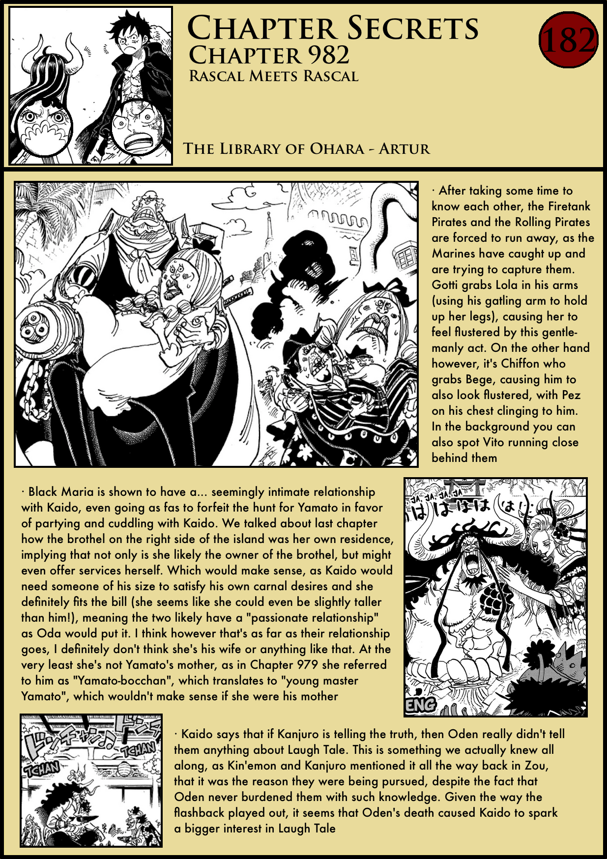 Chapter Secrets Chapter 982 In Depth Analysis The Library Of Ohara