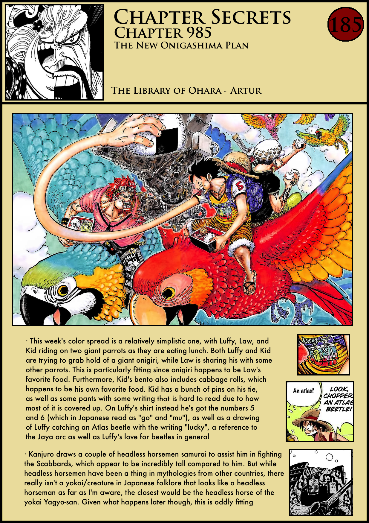 Chapter Secrets Chapter 985 In Depth Analysis The Library Of Ohara