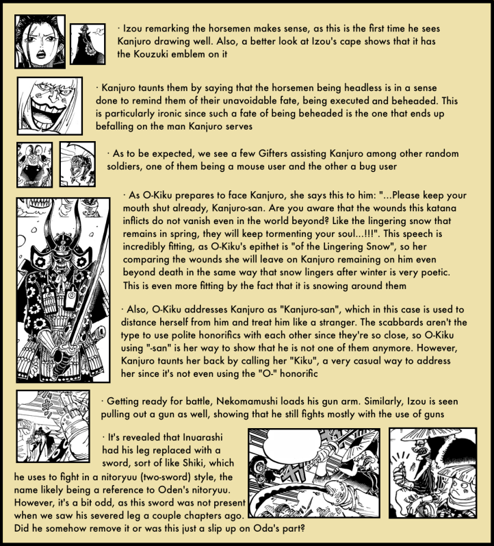 One Piece Chapter 985 in-depth analysis 2