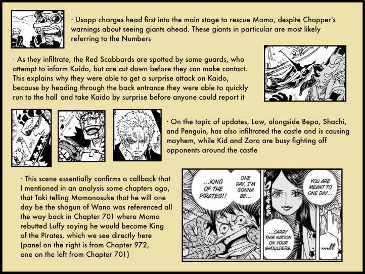 One Piece Chapter 986 in-depth analysis 3